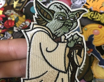 Yoda Patch Etsy