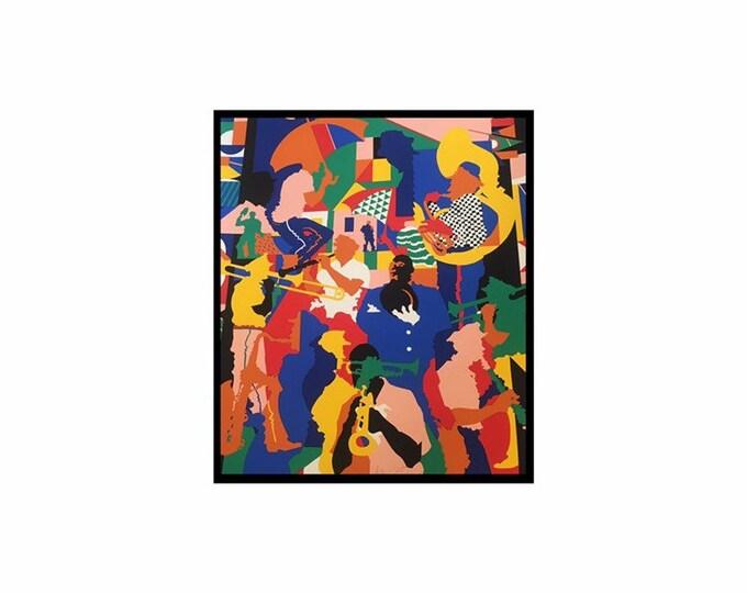 1993 Jazz Fest Poster