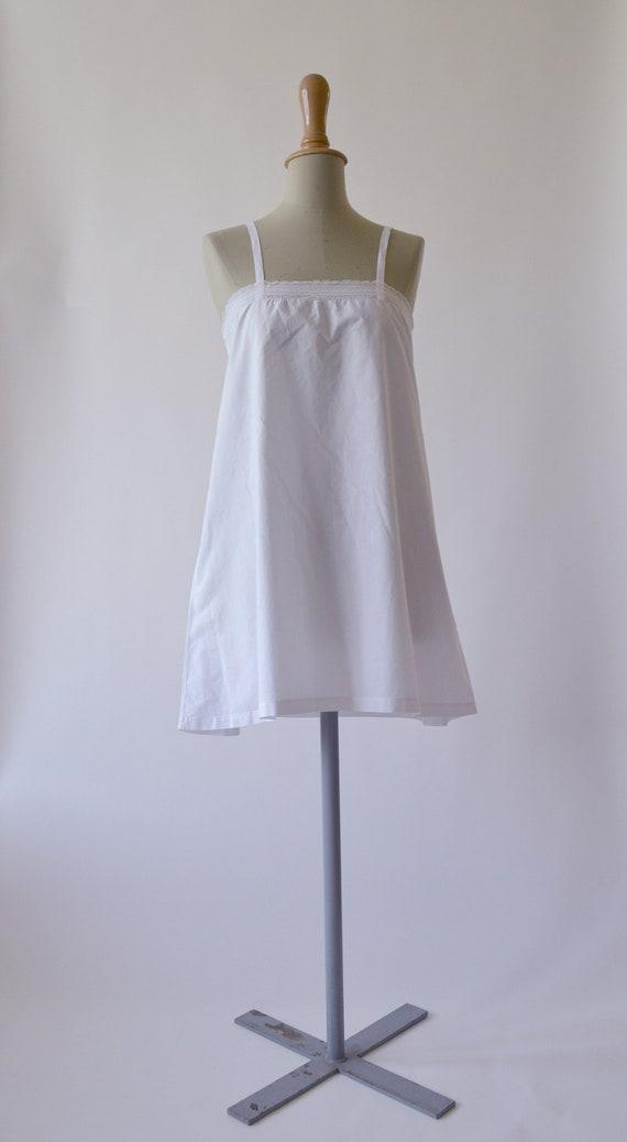 1920s Antique slip dress- Size M
