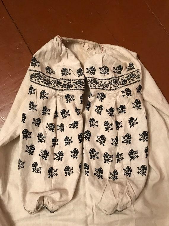 Ukrainian vintage dress
