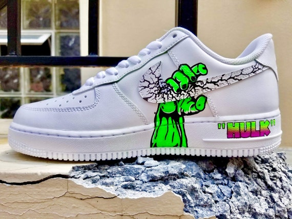 """Air Force 1 """"Off White"""" Inspired Customs 