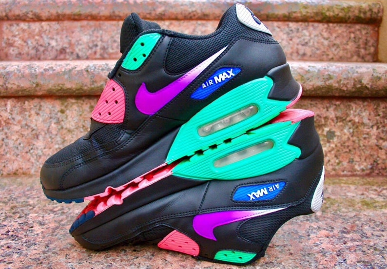 ac46a263d2407 Nike Air Max Color Swaps