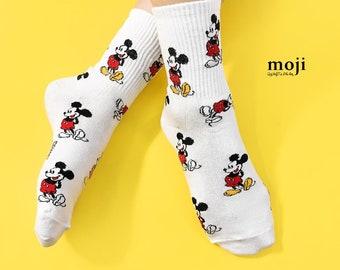 c5650bda556 Disney Mickey Mouse Socks