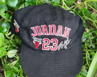 f168dc90c48 Vintage Chicago Bulls Jordan 23 Sports specialties hat cap