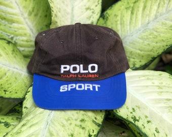 28a79802c5b Vintage Polo Sport By Ralph Lauren Hat
