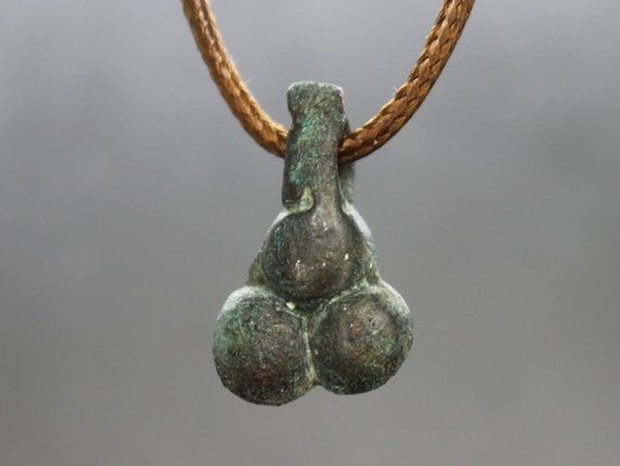 Celtic gift La Tene jewelry Celtic eye amulet Celtic artifact COA by request Celtic pendant Ancient Celtic eye pendant Celtic amulet