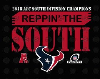 NFL LOGOS AFC SOUTH Cross Stitch Football themed b8f73daf1