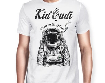 e441c1c8 Kid Cudi Man On The Moon T-Shirt, Men's Women's All Sizes