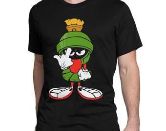 0bd57adb638e Marvin The Martian Funny T-Shirt