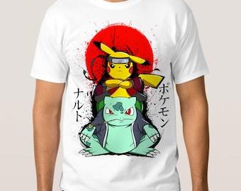 99c5da5f Pokemon Pikachu Funny T-Shirt, Men's Women's All Sizes
