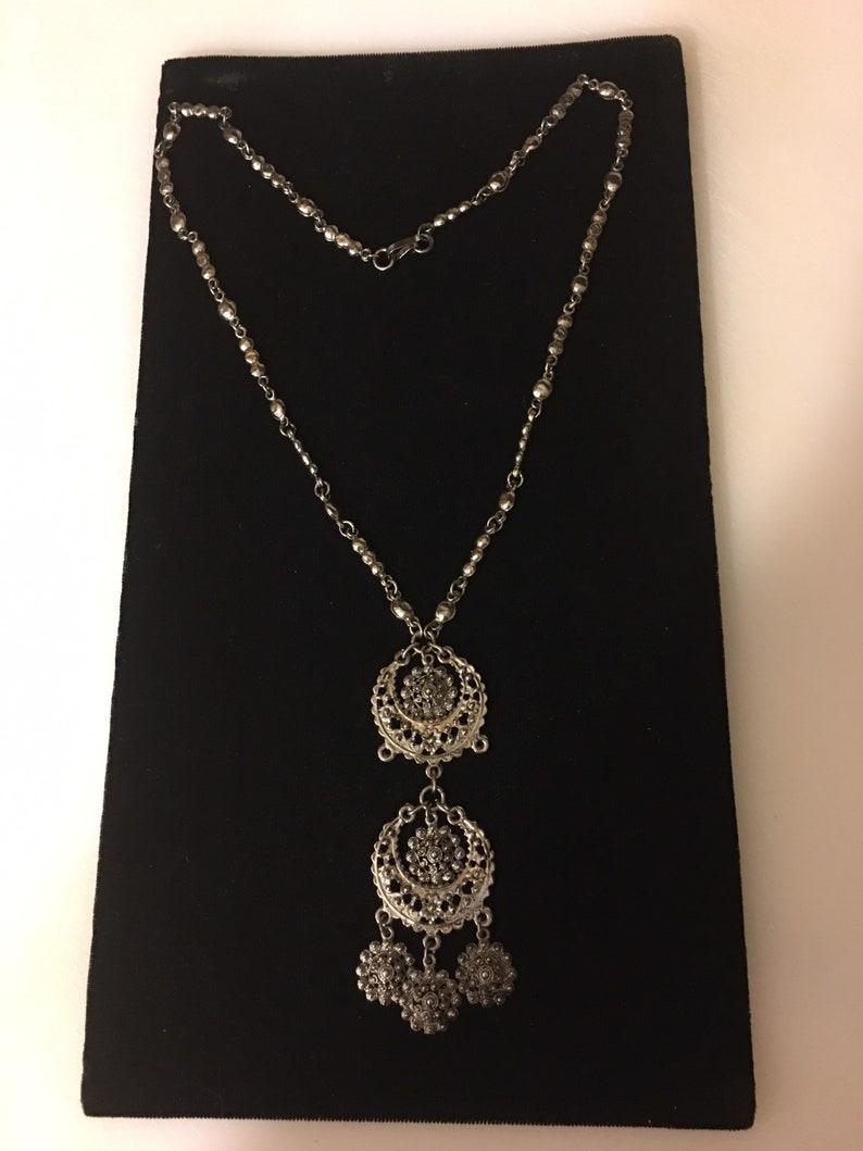 Vintage Ancient Grecian replica necklace