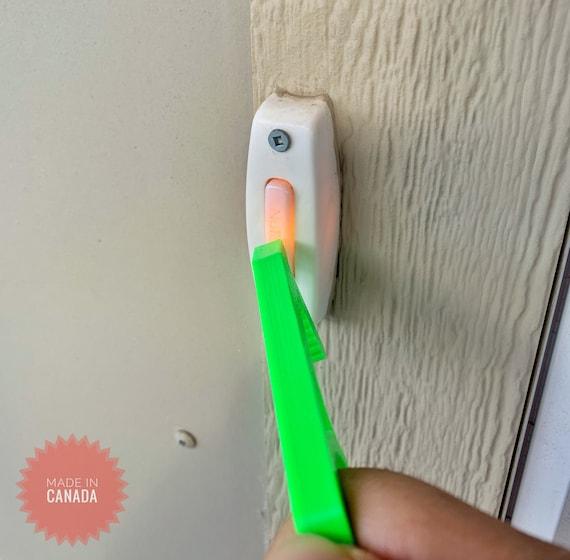 4St/ück Door Opener No-Touch T/ür/öffner Schlie/ßer Hygiene Hand EDC T/ür/öffner Antimikrobielle Hygiene Hand EDC T/ür/öffner Stift