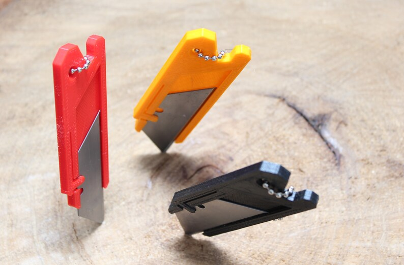Low Profile EDC Carry Pocket Knife  Box & Packet Cutter  image 0