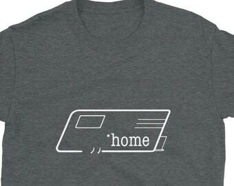 Travel Trailer Home RV Shirt
