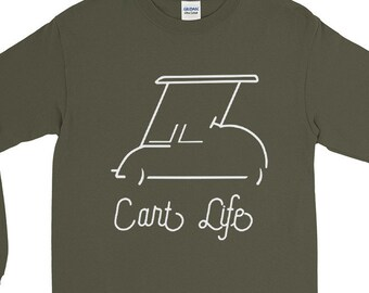 Cart Life Long Sleeve