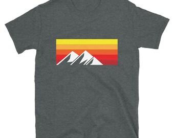 Sunset Mountain Shirt