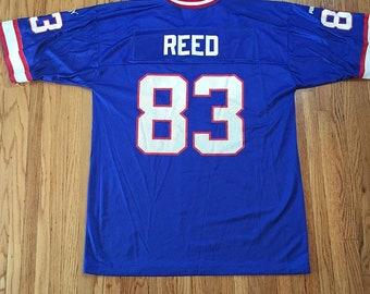 c9f517b5d9b Vintage Puma Buffalo Bills Andre Reed NFL Jersey #83 Large