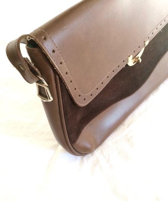 70s Elegant Business Bag