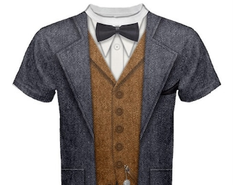 Newt scamander shirt | Etsy