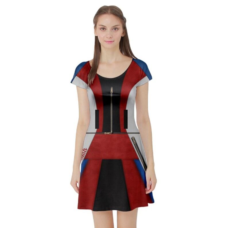 Evie Descendants 3 Dress, Descendants Costume, Evie Cosplay, Disney Villain  Costume, Disney Costume, Disney Dresses, Disney Running Costume