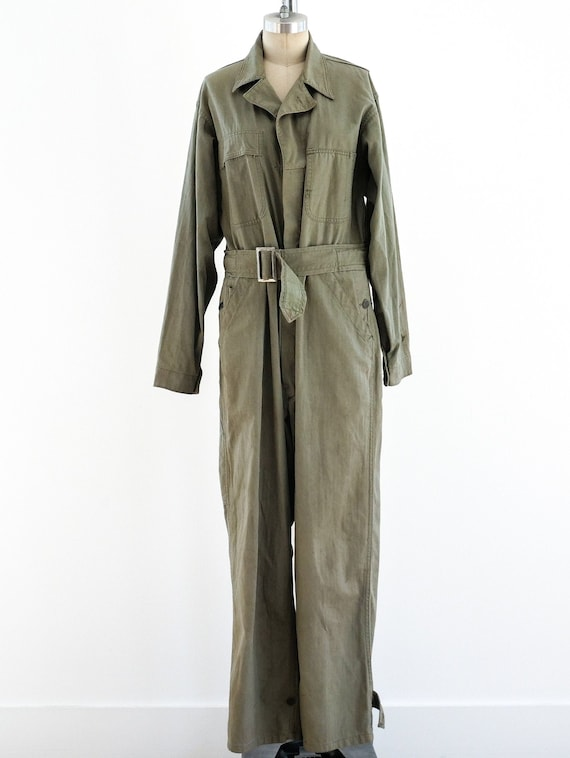 1950s Military Issue Jumpsuit