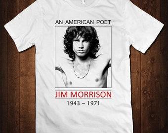 Jim Morrison Etsy