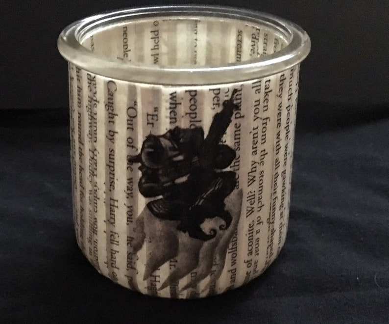 The Sorting Hat candle holder image 0