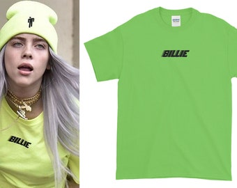 Billie Eilish Inspired Kids White T shirt childrens Girls where do we go ?