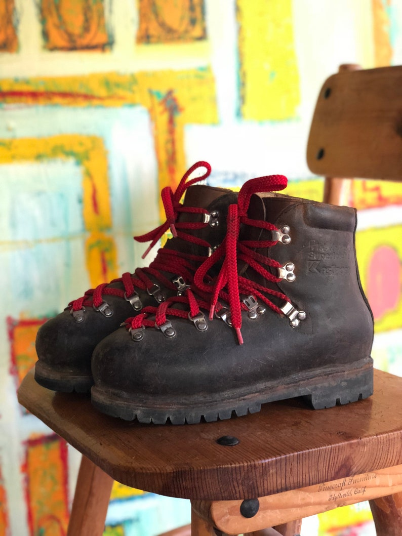 726b99429b4 Kastinger Peter Habler Mountaineering Boots Size 9