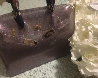 134d7927529f Glitter Jelly bag