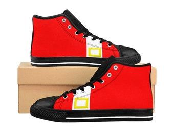 6974d553f352 Sonic the hedgehog - sonic shoes Men s High-top Sneakers sonic Sneakers Men  sonic the hedgehog shoes