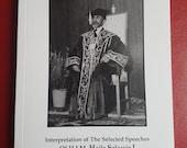 Interpretation of the Speeches of Haile Selassie I RastafarI Book of High Meditation and Knowledge and Wisdom Ethiopian Faith and History