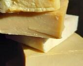 6 Natural I-tal Soaps with Olive Oil -  Lavander  - Aloe  - Mint/Coconut Oil  - White Clay/Tea Tree Oil -  Cinnamon/Almond's Oil  - Incense