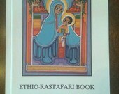 Ethio-Rastafari Book of Prayers and Chants RastafarI Book of High Meditation and Knowledge Wisdom of Haile Selassie I & Ethiopian Tradition
