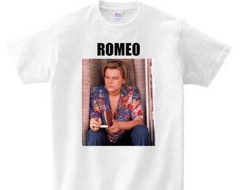 5c7e33101 Leonardo DiCaprio Romeo Shirt