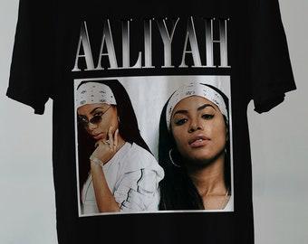 41fe9bb09f9 Aaliyah T Shirt