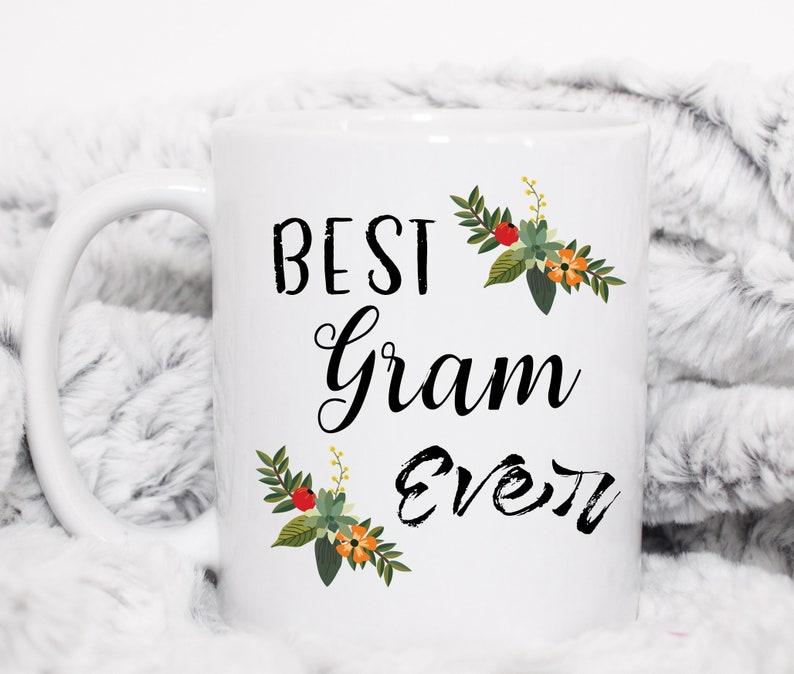 Best Grams Ever Mug//Best Grams Mug//Best Grams Gift