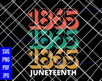 1865 JUNETEENTH | instant download