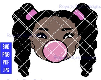 BAILEY Bubble Gum, svg png pdf jpg, digital download