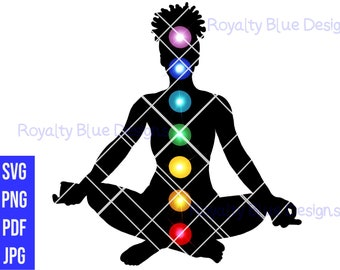 META CHAKRAS, png, svg, digital download, instant