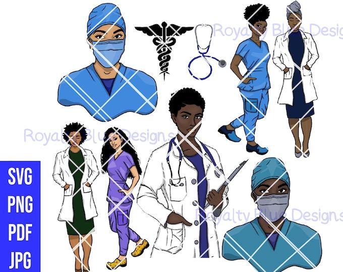 MVPs (Medically Vital Professionals) 9 BUNDLE, digital download, instant