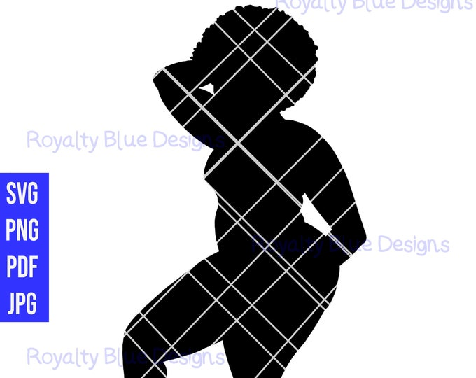 STRUCK, silhouettes, svg, png, pdf, jpg, digital download, instant