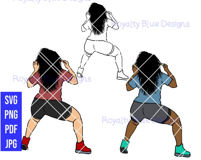 AYEEE, dance queens, svg, png, digital download