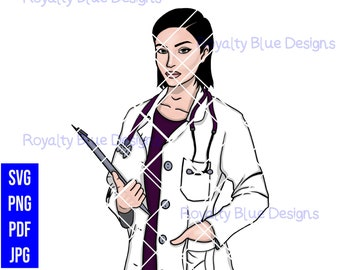 Hey DOCTOR MVP! (Purple) png, svg, pdf, jpg