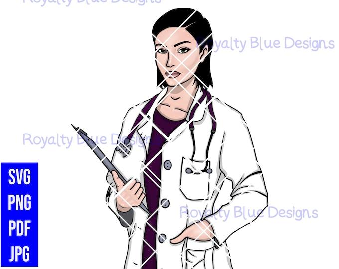 Hey DOCTOR MVP! (Purple) png, svg, pdf, jpg