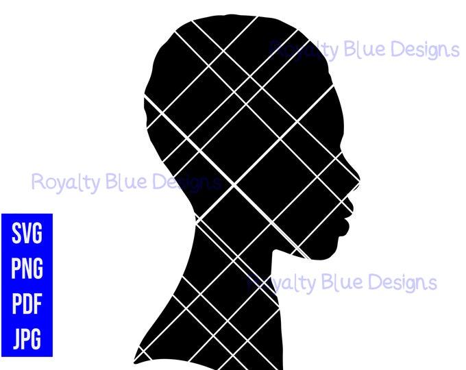 LOUIS SILHOUETTE, little boy, svg, png, pdf, jpg, digital download