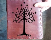 Lord of the Rings Custom Journal - Beautiful Leather Diary Journal Custom Designed Renaissance Book Vintage Notepad  Dream Journal - Unlined