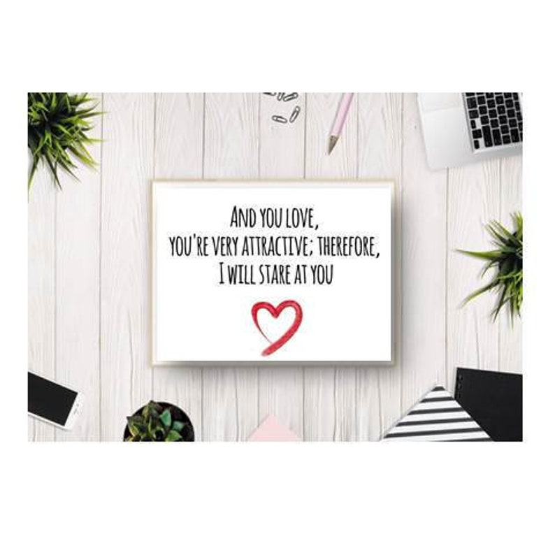 BIRTHDAY ANNIVERSARY CHRISTMAS VALENTINES LOVE CARD Funny Rude Funny //MD