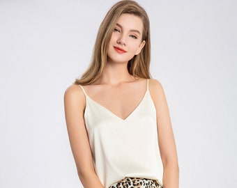 Silk Camisole was $35.95 Available in 5 Colours /& Sizes 8-16 20/% off