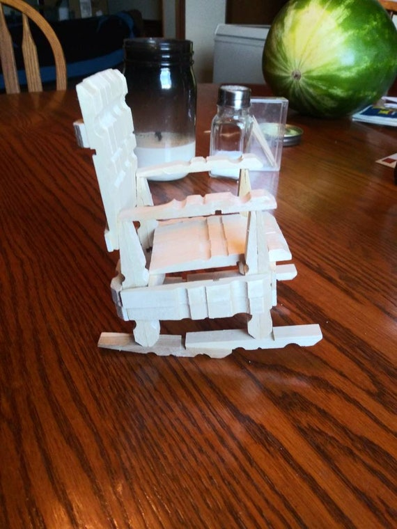 Surprising Clothespin Rocking Chair Squirreltailoven Fun Painted Chair Ideas Images Squirreltailovenorg